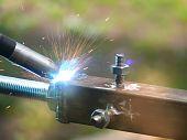 Welding  Metal  Process