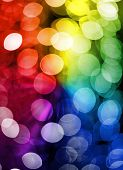 Colorful glittering abstract background