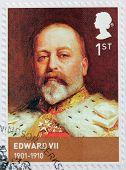Edward Vii Stamp