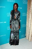 LOS ANGELES - FEB 17:  Xosha Roquemore at the 17th Costume Designers Guild Awards at a Beverly Hilton Hotel on February 17, 2015 in Beverly Hills, CA
