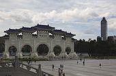 Chiang Kai-shek Memorial Hall (liberty Square)