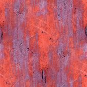red iron seamless grunge abstract background