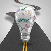 Light Bulb As Idea