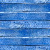 seamless texture wooden fence old blue