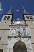 Luzern-Hofkirche