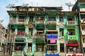 picture of yangon  - Yangon Myanmar  - JPG