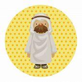 foto of arabian  - Arabian Theme Elements - JPG