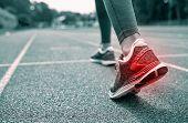 image of sports injury  - fitness - JPG