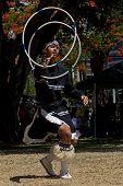 Navajo Hoop Dancer