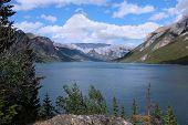 Scenic Lake Minnewanka