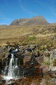 Waterfall, Scotland.