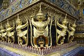 The Garuda : khrut