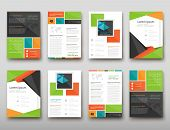 Poster Brochure Flyer Design Template Vector, Leaflet Cover Presentation Abstract Geometric Backgrou poster