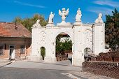 Alba Iulia Fortress Gate