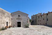 Santa Croce in Populonia, Tuscany.