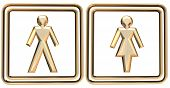 Man & Woman Sign