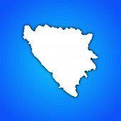 Map Of Bosnia And Herzegovina