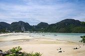 Koh Phi Phi Don Beach Tailandia