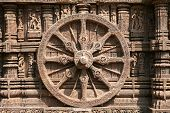 picture of bhakti  - Wheel of time - JPG