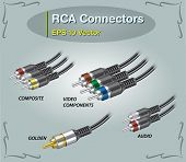 RCA Connector Plugs