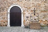 Stronghold Front Door