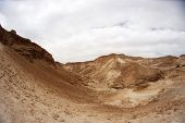 stock photo of masada  - Masada fortress and king Herod - JPG
