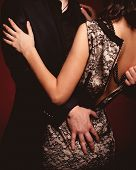 foto of diva  - Fashion beautiful photo of man and woman - JPG