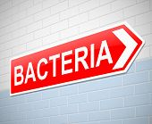 Bacteria Concept.