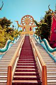 Big buddha statue in Koh Samui, Thailand