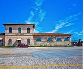 f old slaughterhouse in Piombino - Tuscany