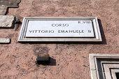 foto of emanuele  - Corso Vittorio Emanuele II  - JPG