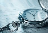 Pocket watch financial report