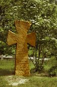 Slavic Ancient Cross