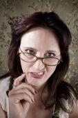 Unpleasant Woman