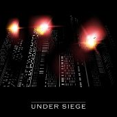 Vector City Under Attack