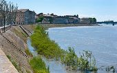 The Embankment Of Arles
