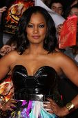 LOS ANGELES - NOV 18:  Garcelle Beauvais at the The Hunger Games:  Catching Fire Premiere at Nokia T