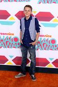 LOS ANGELES - NOV 17:  Jacob Bertrand at the TeenNick Halo Awards at Hollywood Palladium on November