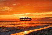 Island Sunset Concept