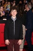 LOS ANGELES - NOV 18:  Nolan Gould at the The Hunger Games:  Catching Fire Premiere at Nokia Theater