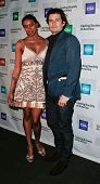 NEW YORK-NOV 18; Actors Condola Rashad (L) and Orlando Bloom attend the CSA 29th Annual Artios Award