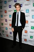 NEW YORK-NOV 18; Actor Keegan Allen attends the CSA 29th Annual Artios Awards ceremony at the XL Nig