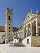 Coimbra University Tower