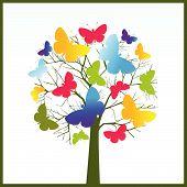 Vlinder Tree