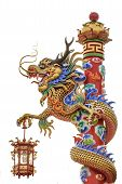 pic of dragon head  - According to the beliefs of the ancient Chinese  - JPG