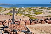 Graves In The Namib