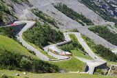Stelvio Pass Road