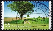 Postage Stamp Germany 2012 Spring Break