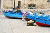 Fishing Village Apulia Monopoli