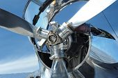 Small Airplane Propeller